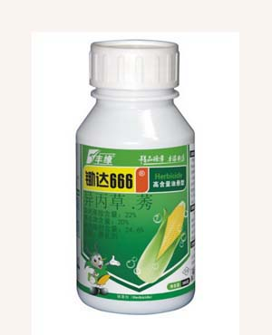 玉米苗前产品—锄达666