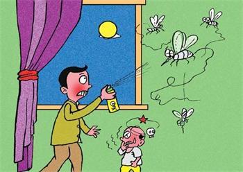 杀虫剂危害大吗图片