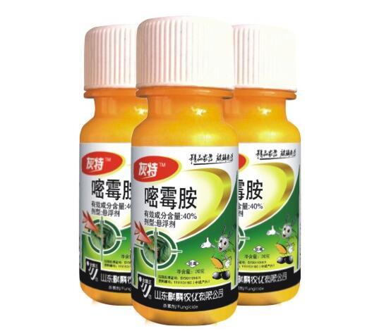 农药杀菌剂使用方法